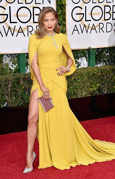 Egy újabb sárga estélyi - Giambattista Valli Haute Couture a 73. Golden Globe gálán