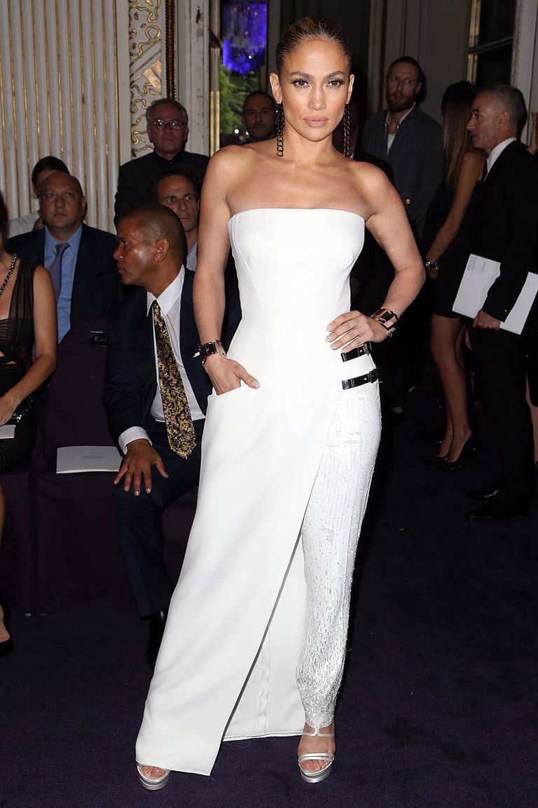 Klasszikus sikk - Atelier Versace darab a márka 2014-es bemutatójára