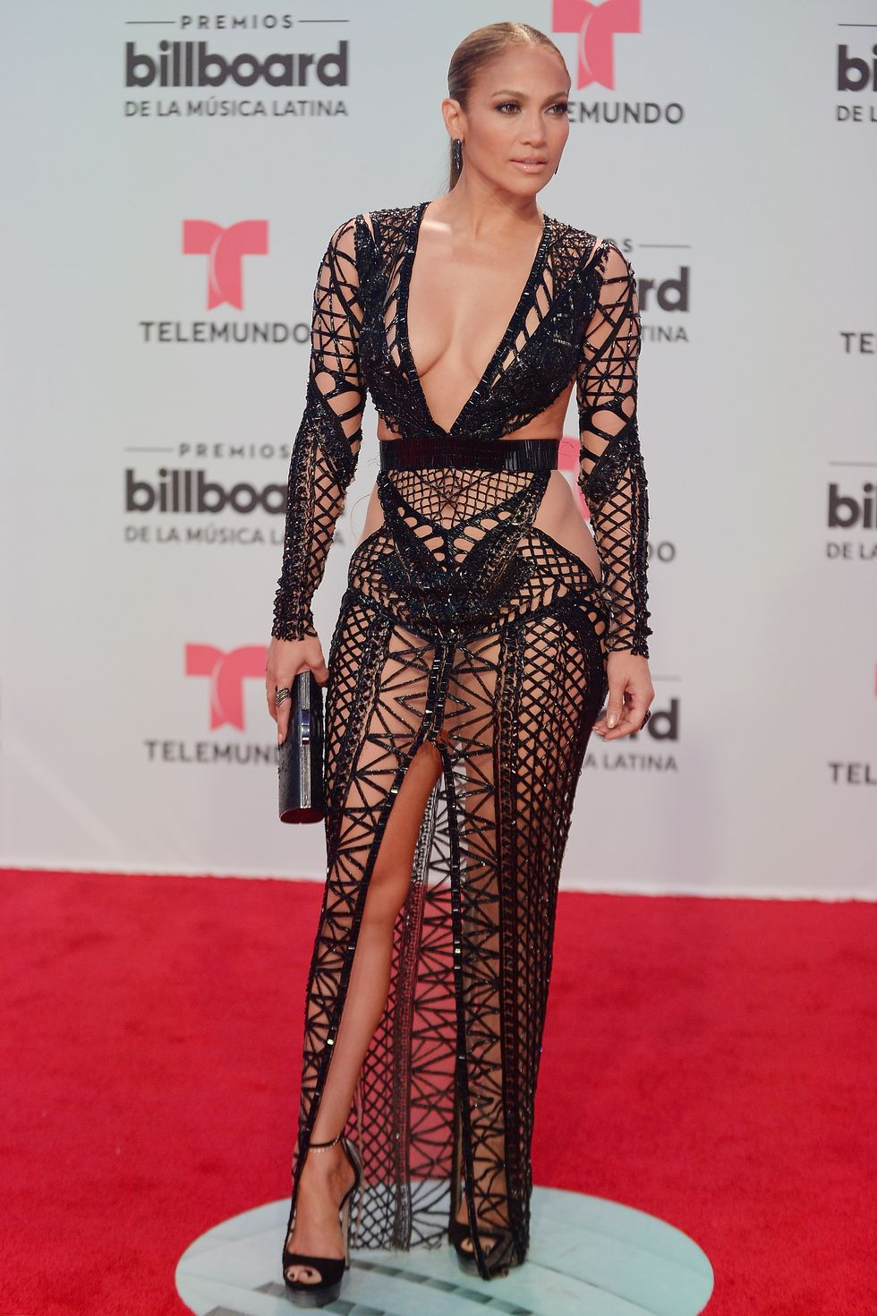 Ugye mondtam? Julien MacDonald estélyi a 2018-as Latin Billboard Music Awards-on