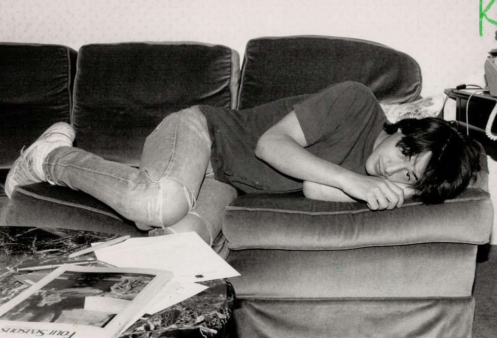 Kanadában, 1988-ban