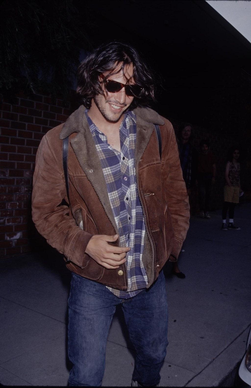 Az Another You c. film Los Angeles-i premierjén 1991-ben