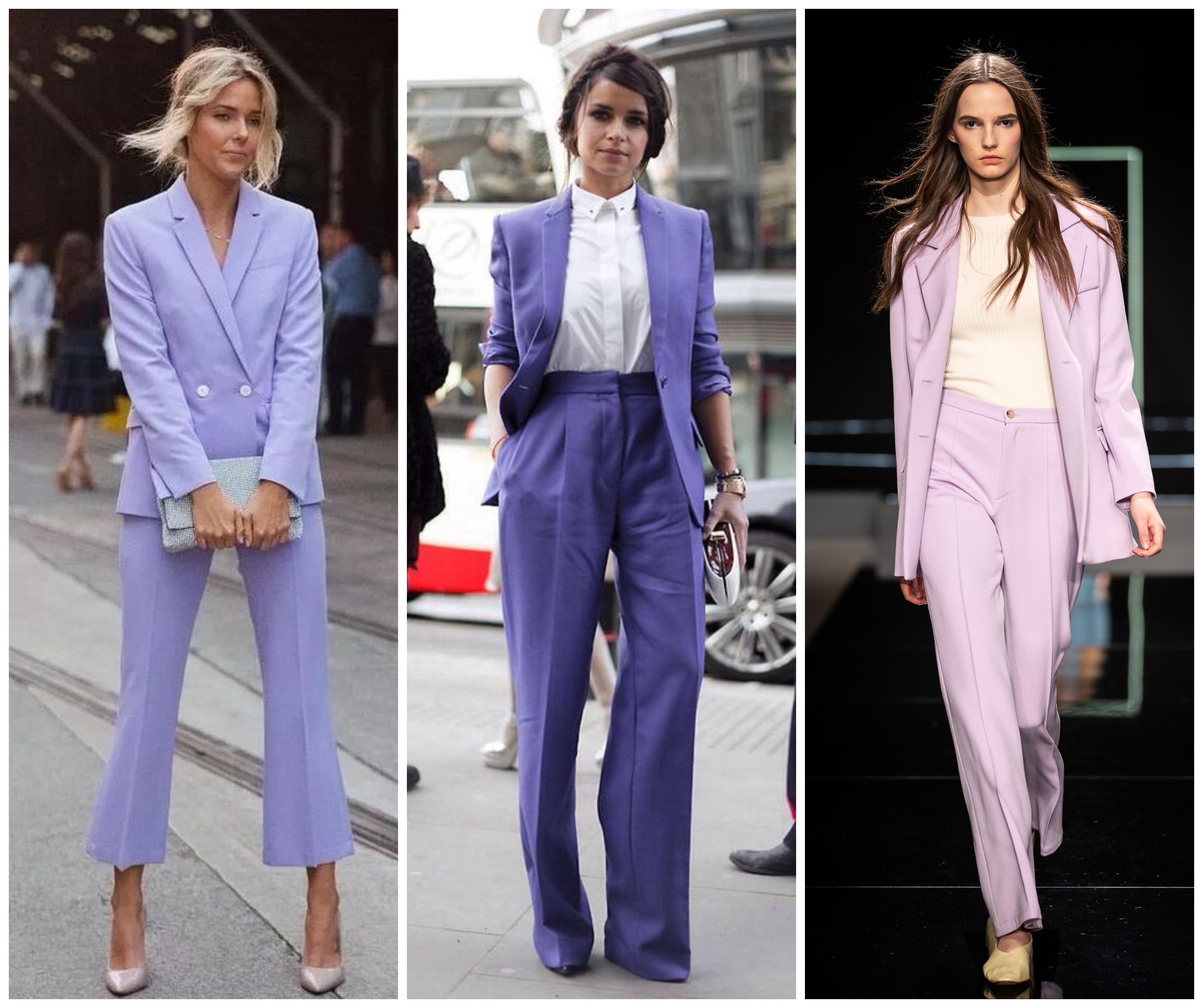 És végül, de nem utolsó sorban jöjjön a nadrágkosztüm divat - éljen a power woman style! Még most érdemes felpattanni a trendvonatra, ahogy az Áeron is tanácsolja - vagy keressetek kockás darabokat, azok is nagyon ütősek lesznek!