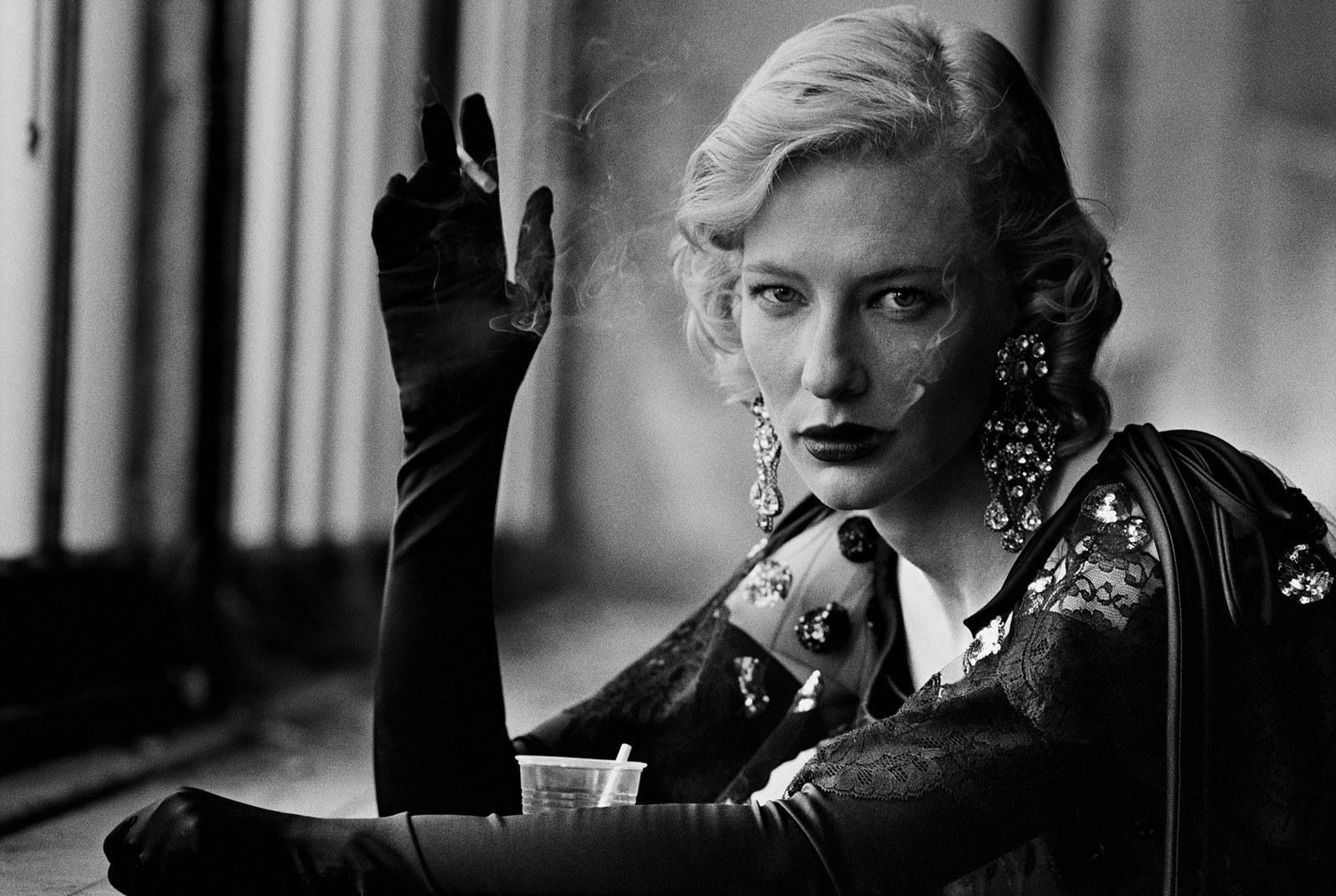 Cate Blanchett - Fotó: Peter Lindbergh