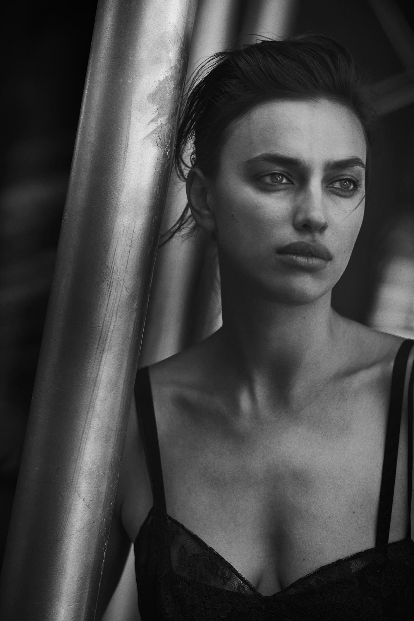 Irina Shayk - Fotó: Peter Lindbergh