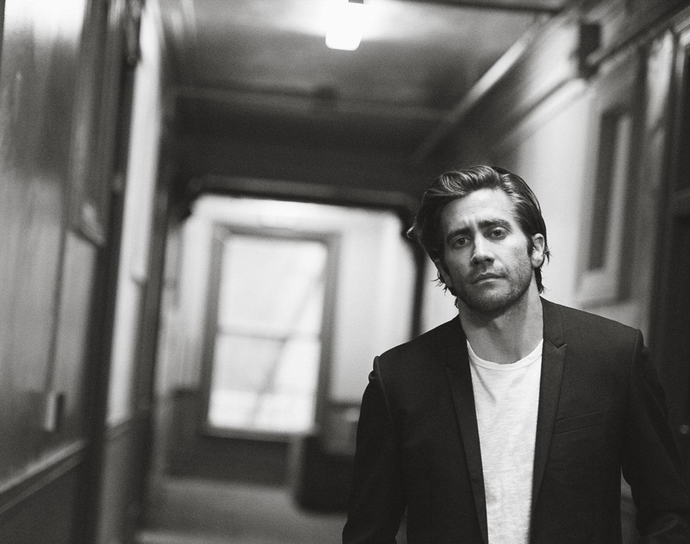 Jake Gyllenhaal - Fotó: Peter Lindbergh