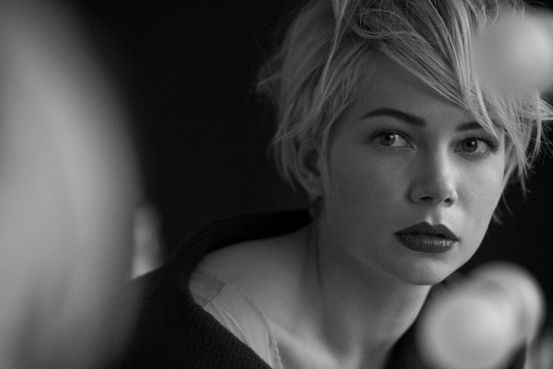 Michelle Williams - Fotó: Peter Lindbergh