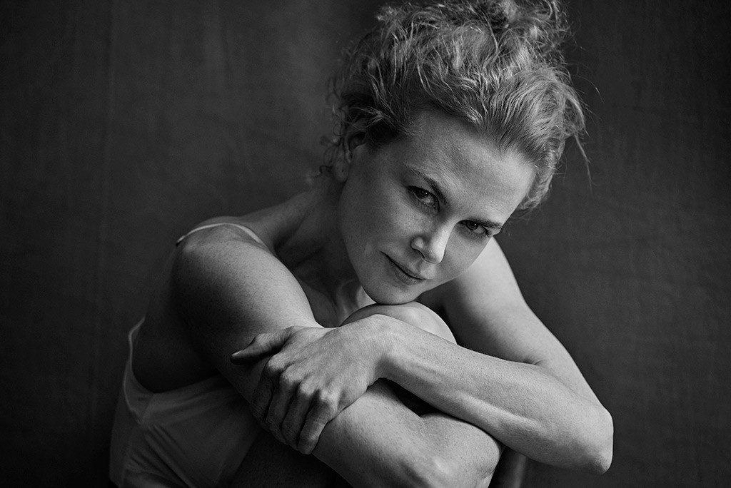 Nicole Kidman a 2017-es Pirelli naptárban - Fotó: Peter Lindbergh