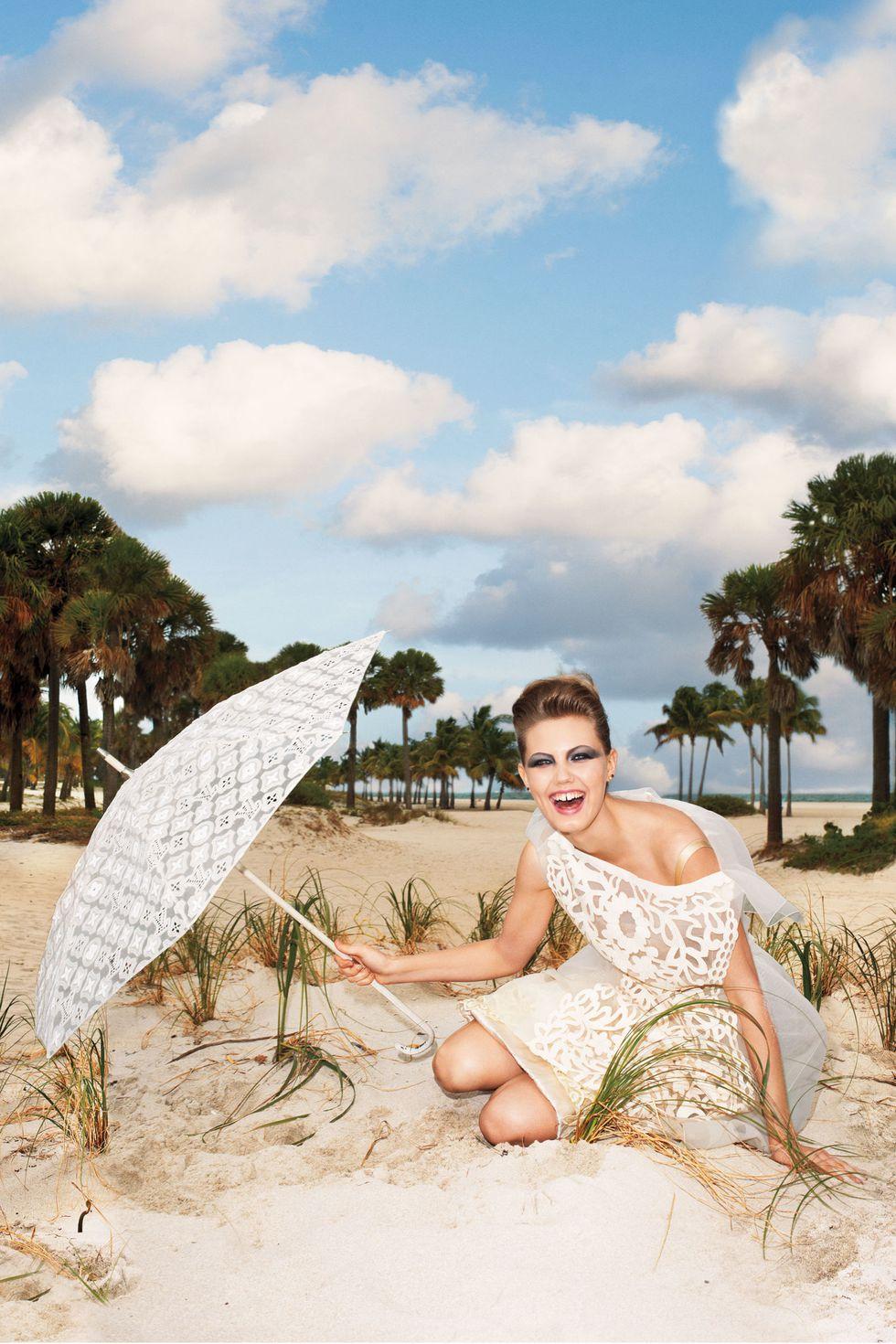 Lindsey Wixon foghézagos modellt is imádják a tervezők.