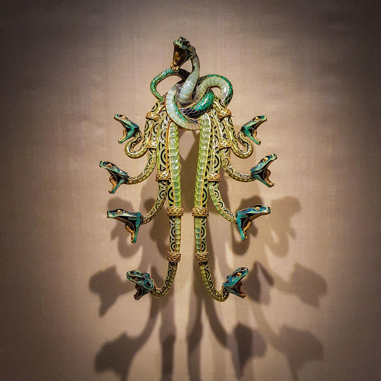 Szecessziós Rene Lalique kincs a Claouste Gulbenkian Múzeumból
