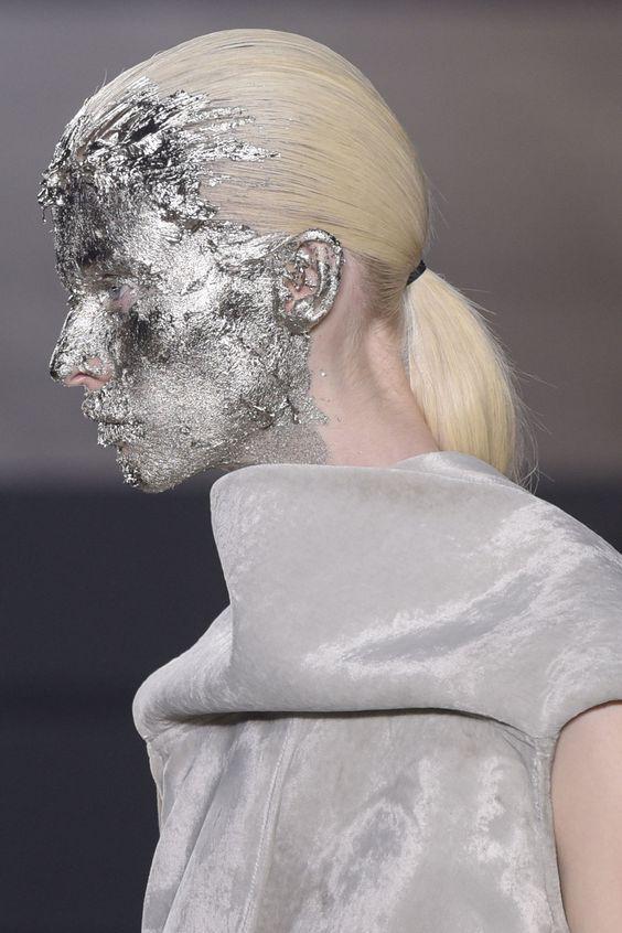 Rick Owens - Paris Fashion Week Fall 2015