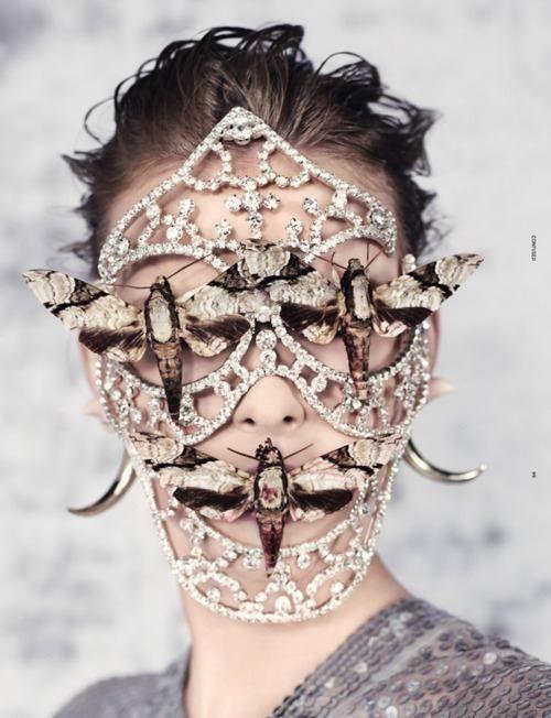 The Divine Invasion a Dazed&Confused 2012. júniusi számában