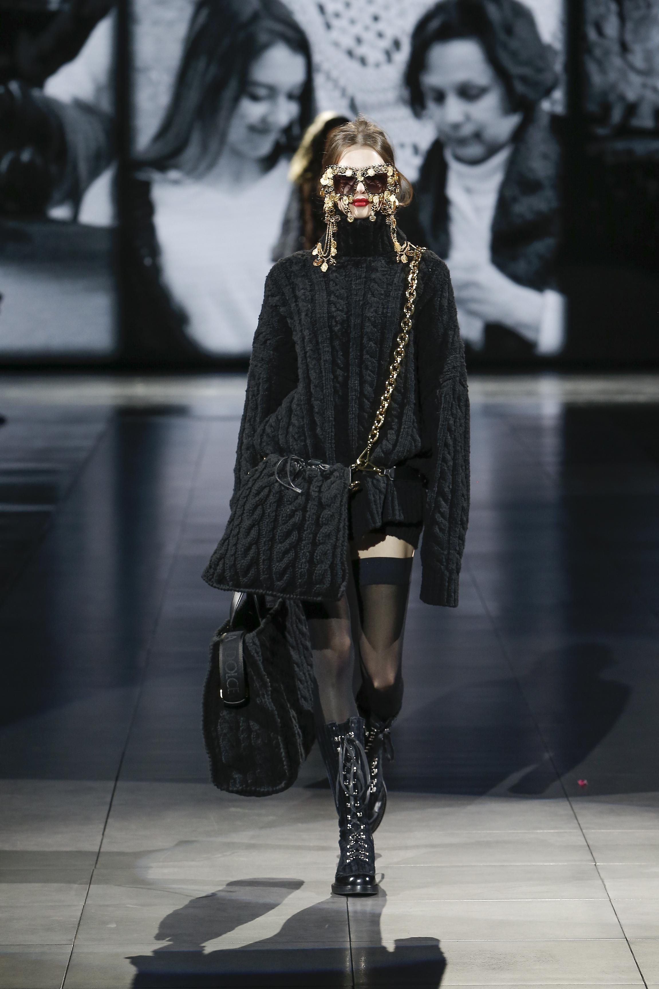 Dolce & Gabbana F/W 2020