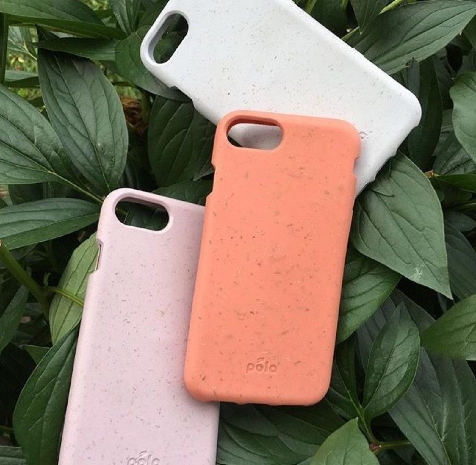 A Pela biológiailag lebomló telefontokjai