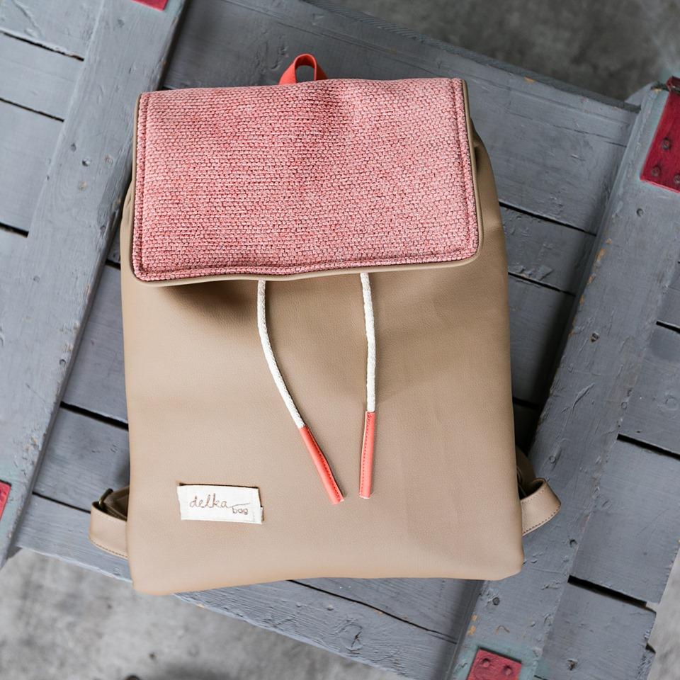 A Delka Bag egyedi táskákat készít - Egy fenntartható magyar brand