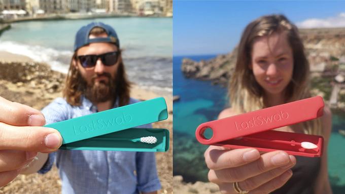 Egyelőre Indiegogo projekt: LastSwab többszörhasználatos fülpálcikák