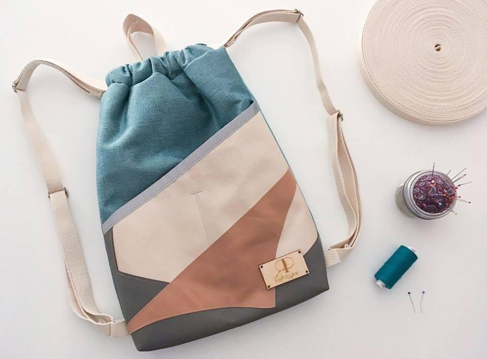Szexi kis repityke öko-design táskák - Egy fenntartható magyar brand