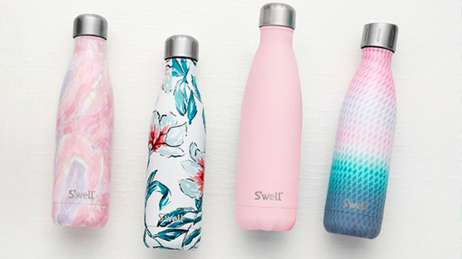 A S'well mesés kis palackjaival nem vágysz majd PET üvegre