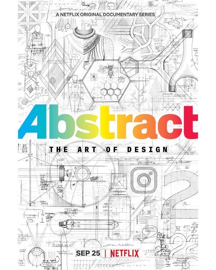 Abstract - Courtesy of Netflix