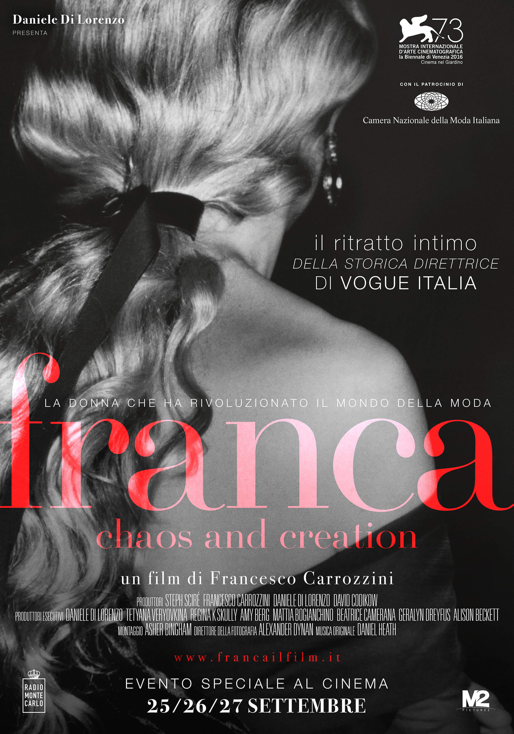 Franca: Chaos and Creation - Courtesy of Netflix