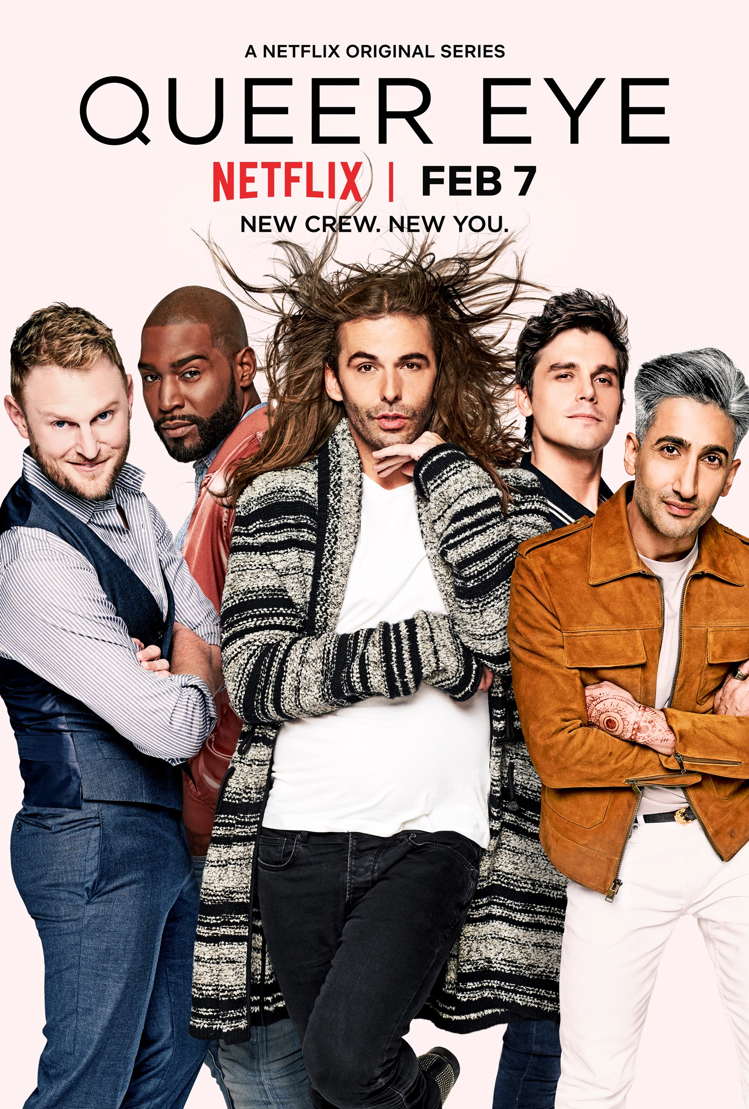 Queer Eye - Courtesy of Netflix