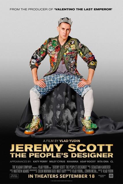 Jeremy Scott - Courtesy of Netflix