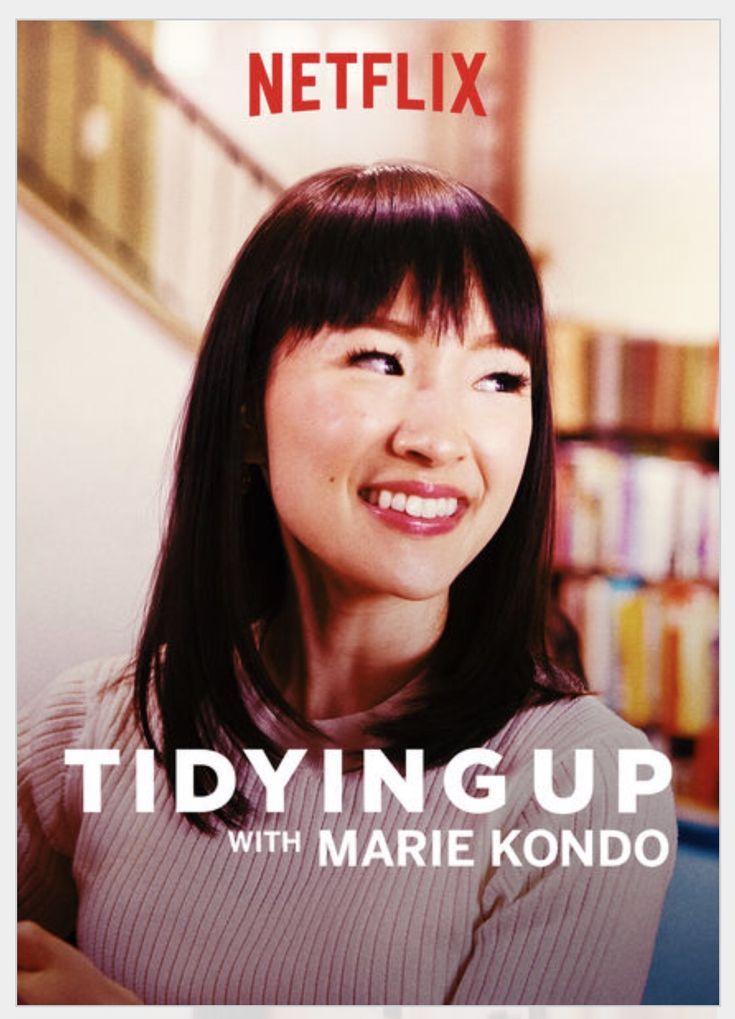 Tidying up with Marie Kondo - Courtesy of Netflix