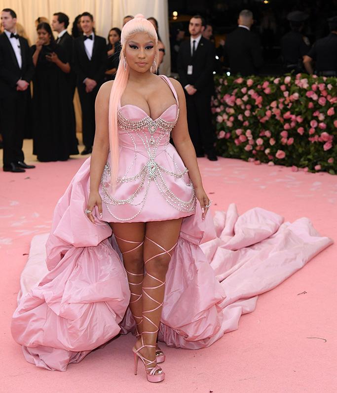 Nicki Minaj - Prabal Gurung