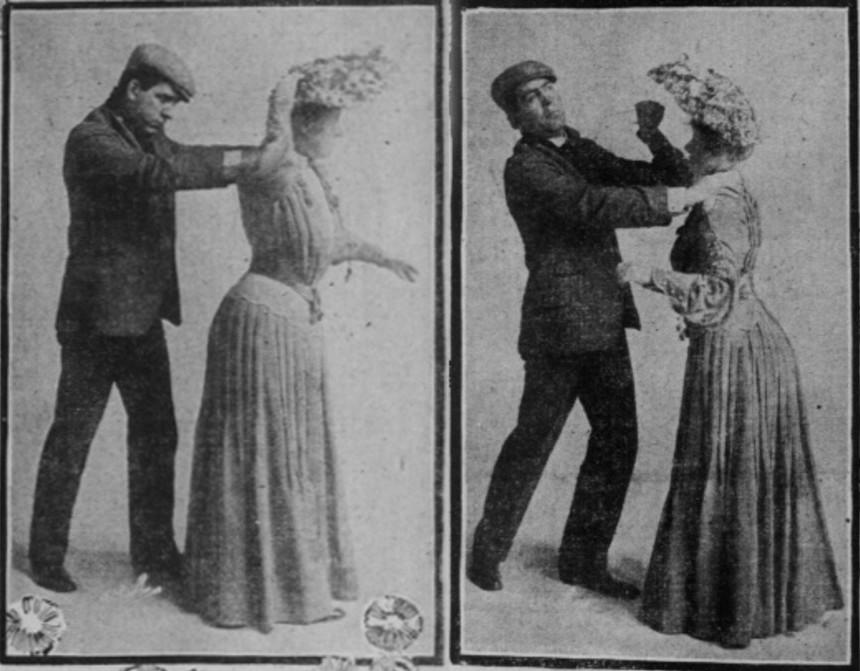 """""""Nincs oly bátor férfi, aki szembe merne szállni egy kalaptűt szorongató, mindenre elszánt nővel."""" A 18 éves Elizabeth Fowley így védte meg magát, és bátorságáról még a New York Times is megemlékezett!"""