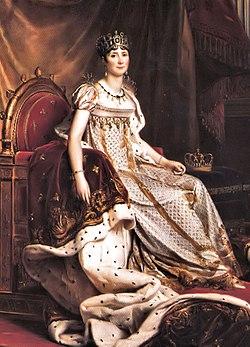 Jozefina francia császárnétól azért vált el Napóleon, hogy örököse lehessen. De az nevet, aki utoljára nevet: Jozefina ma 5 európai királyi család felmenője, míg Napóleon egyiké sem.
