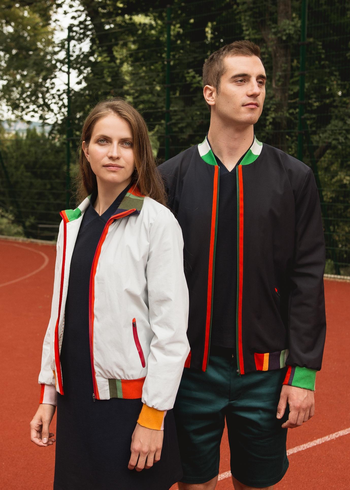 A modellek, Lukoviczki Réka és Halácsy Gergő