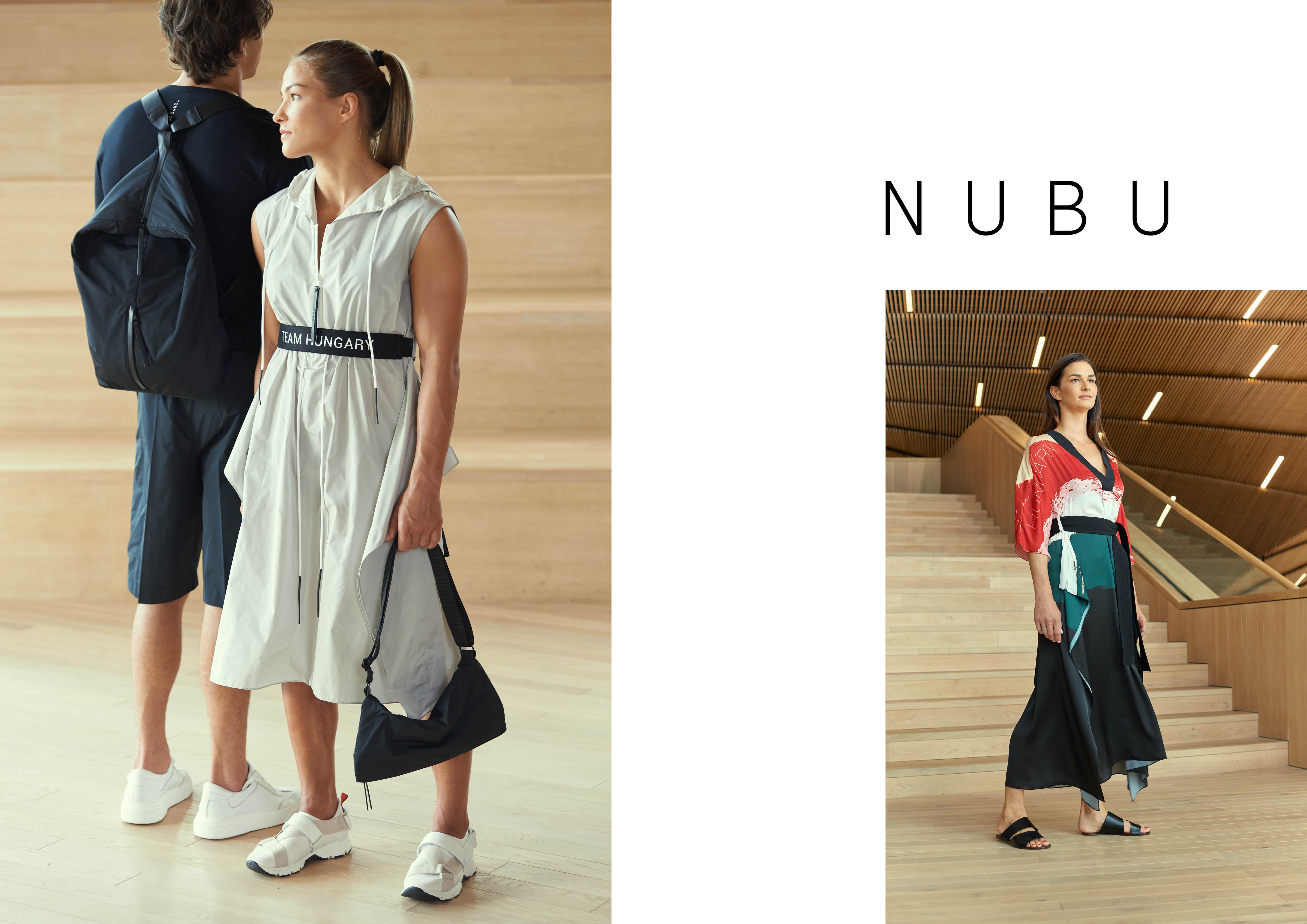 A NUBU győztes kollekciója a brandre jellemző modern, minimalista, kényelmes és egyben stílusos vizuális világot szerette volna megidézni.