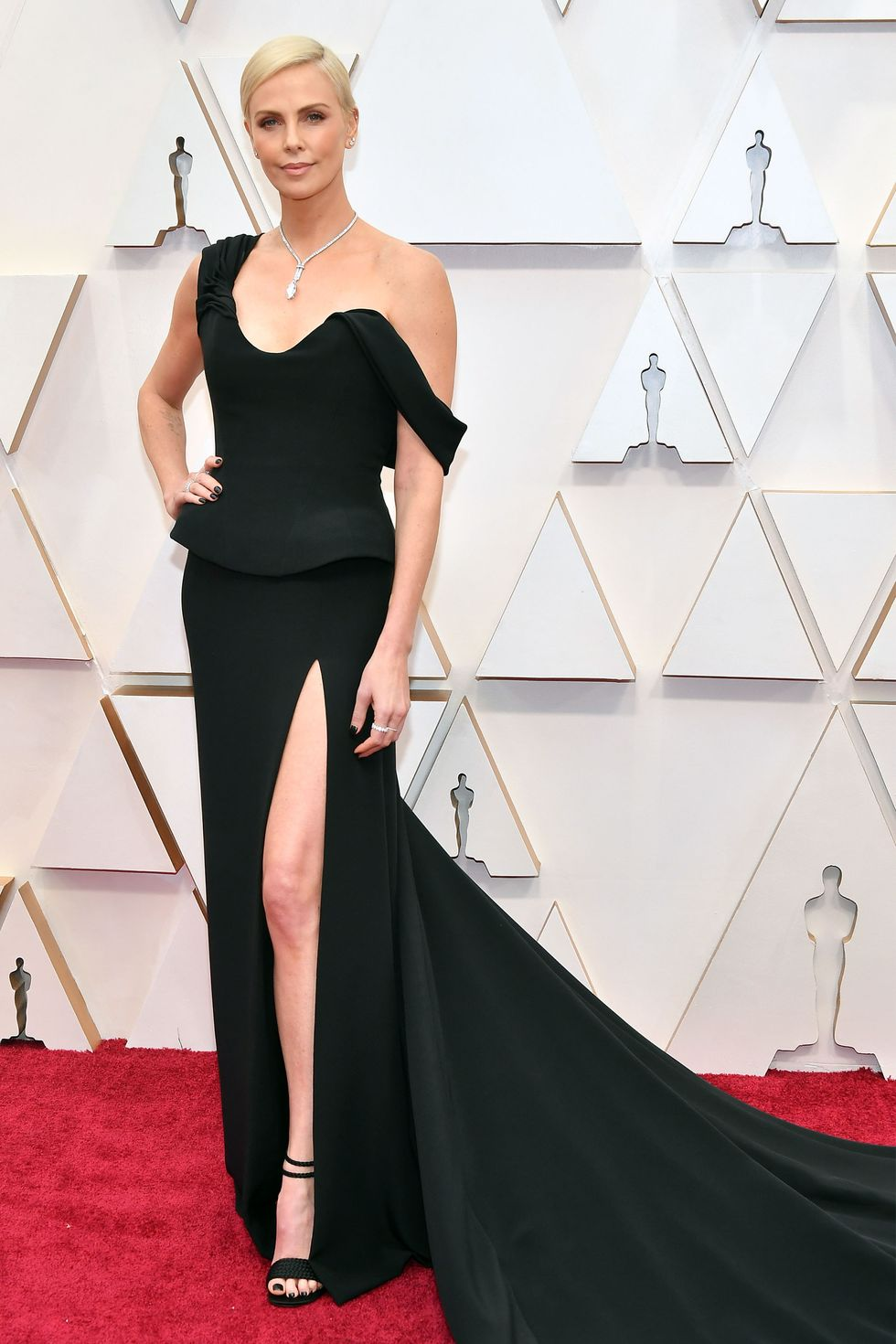 Charlize Theron - Dior Haute Couture