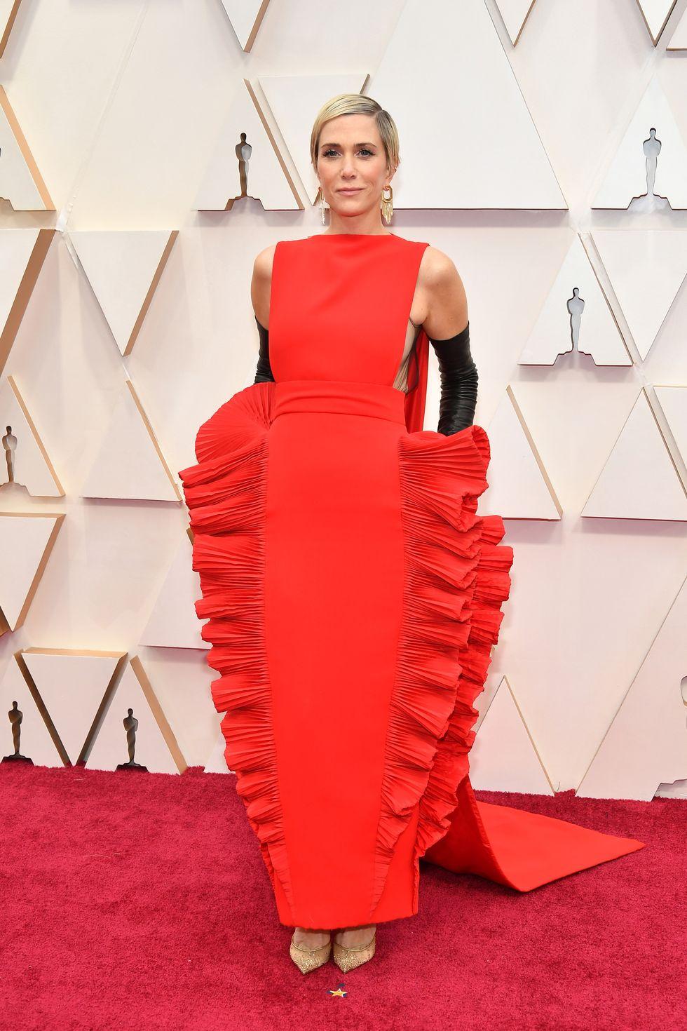 Kristen Wiig - Valentino Haute Couture