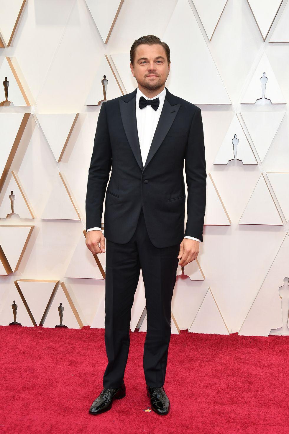 Leonardo DiCaprio Giorgio Armaniban