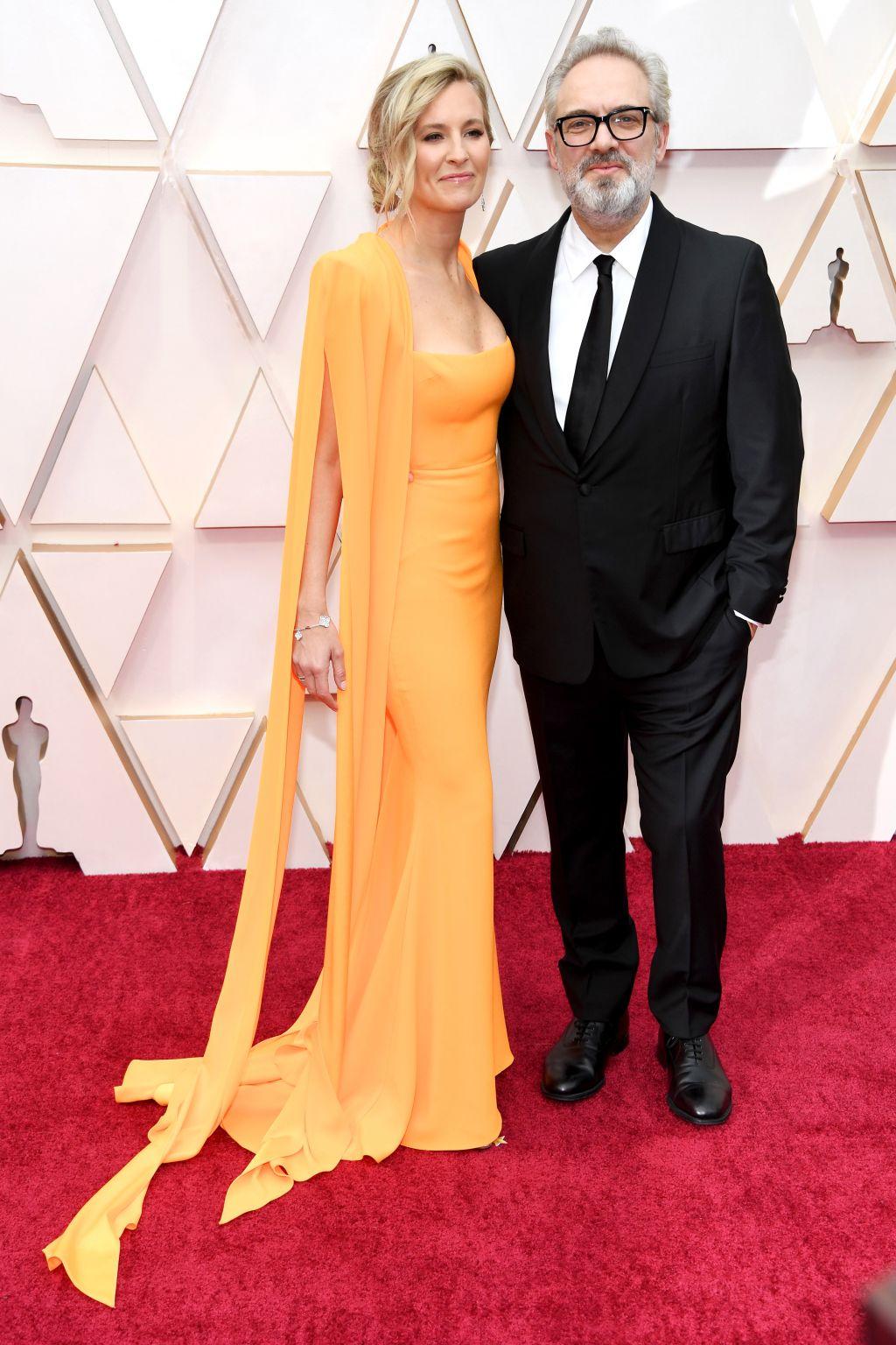 Sam Mendes és Alison Balsom
