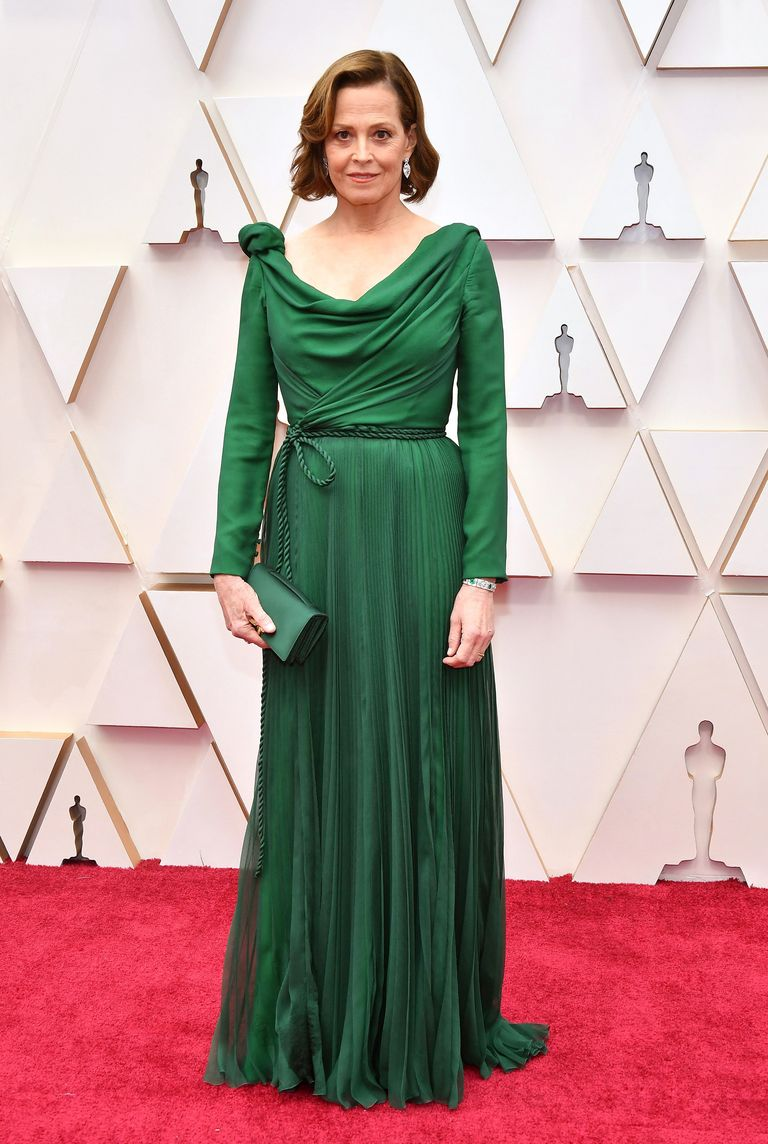 Sigourney Weaver - Dior Haute Couture