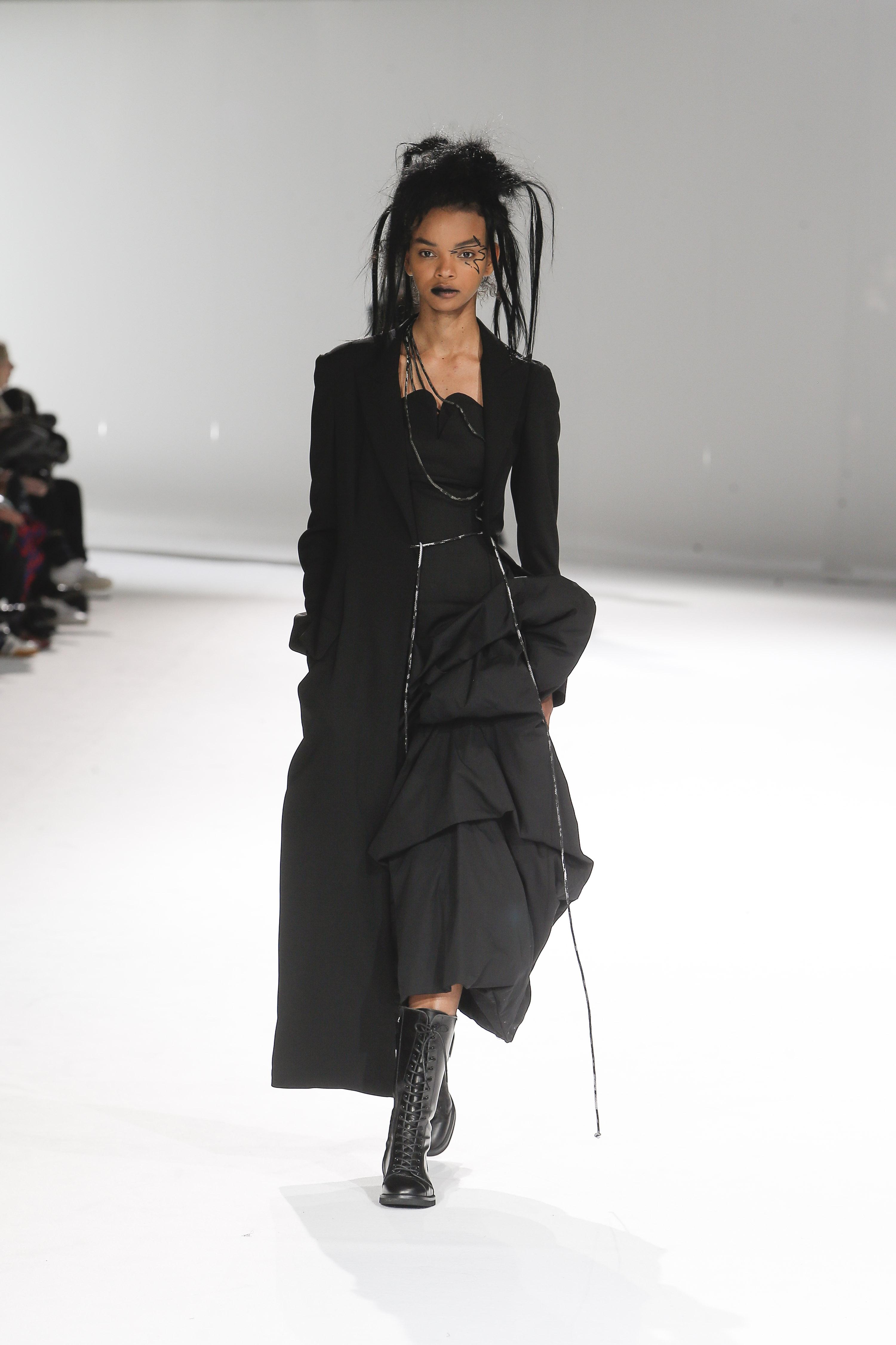 YOHJI YAMAMOTO FW 2020 - Fotó: Monica Feudi
