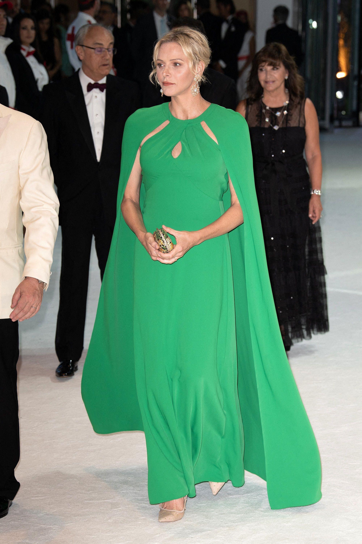 Charlène monacói hercegné legtöbbször nagyon elegáns