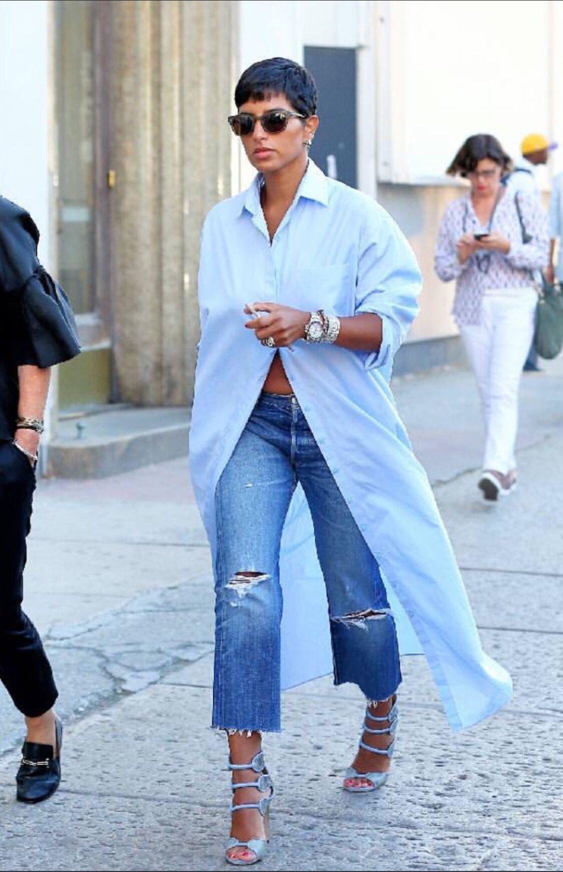 Deena imádja a vagány street style szetteket