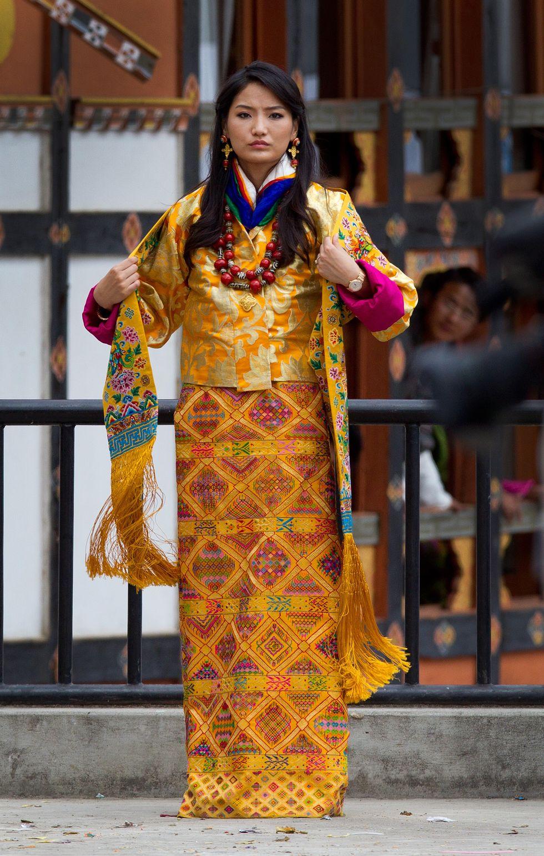 Dzsecün Pema bhutáni királyné