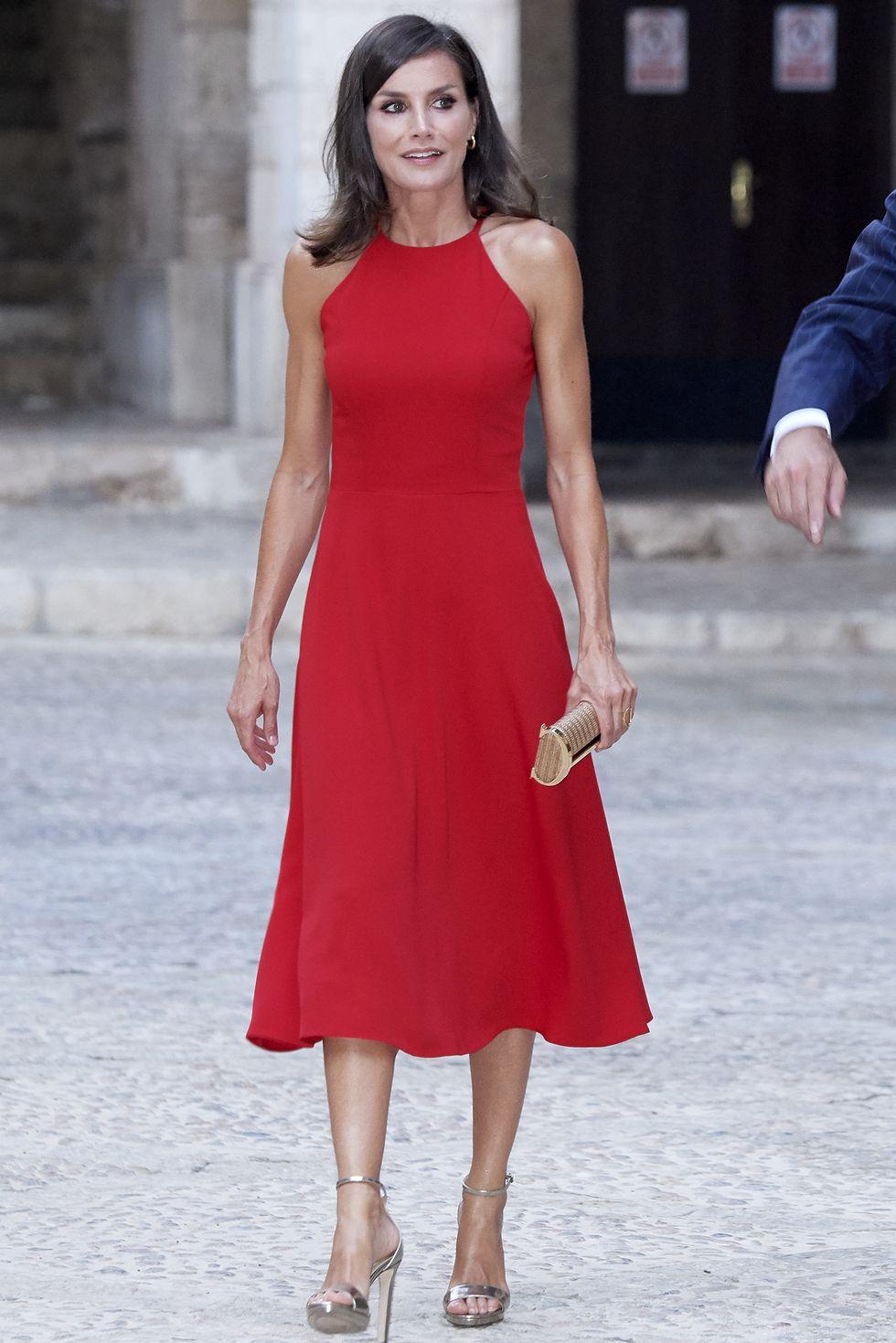 Letizia spanyol királyné