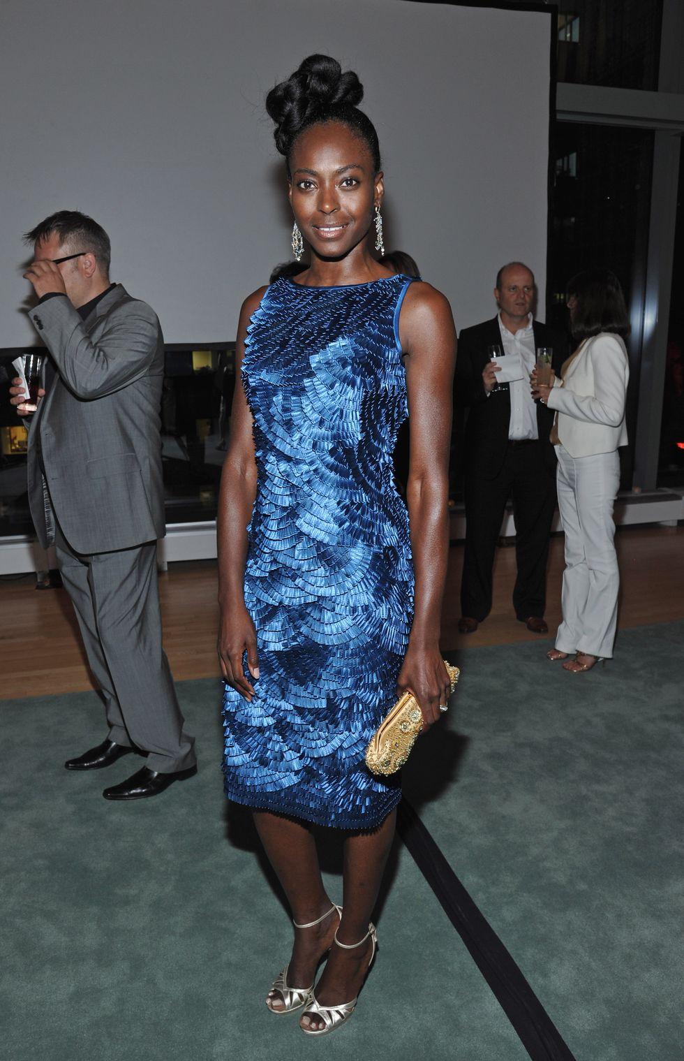 A nigériai hercegnő Keisha Omilana, aki amerikai származású