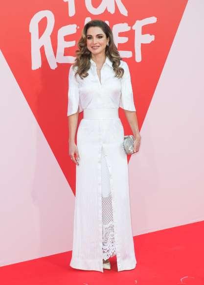 Rania királyné Givenchy-ban a 2017-es Cannes-i filmfesztiválon