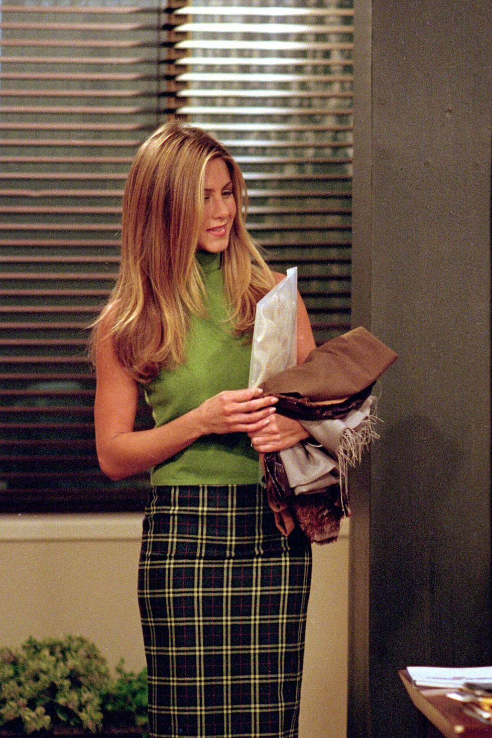 Az egyik legüdítőbb munkahelyi Rachel szett!