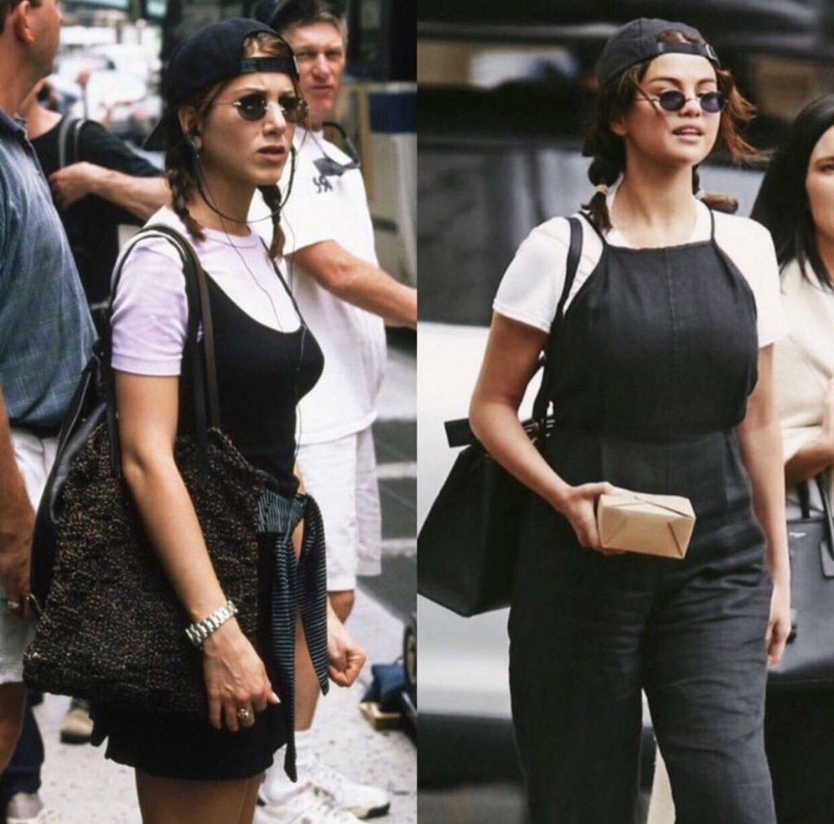 Kezdjük rögtön ezzel: mikor Selena Gomez utánozta az ikont!