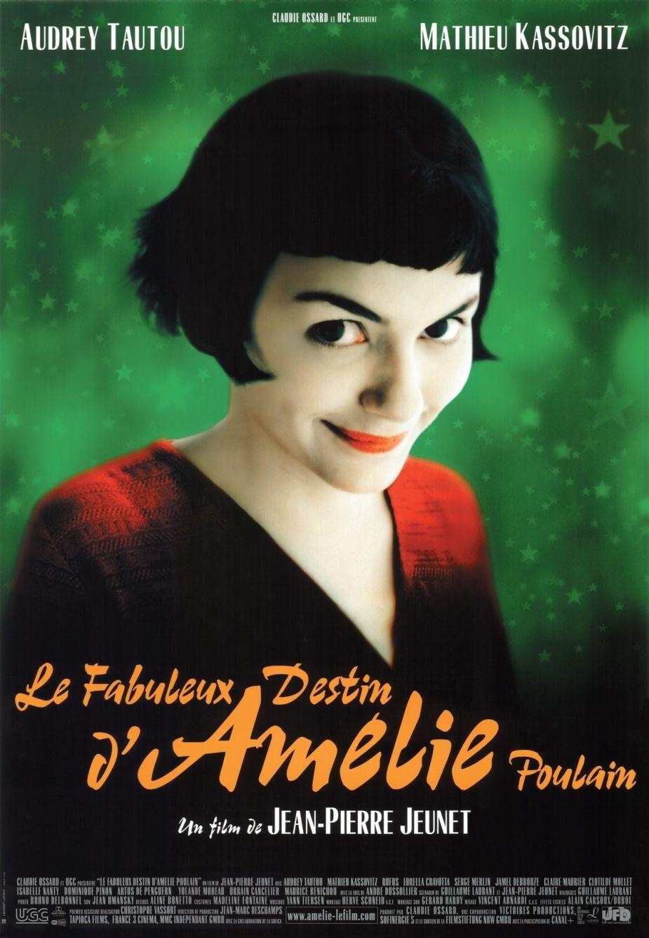 Amélie csodálatos élete (2001)
