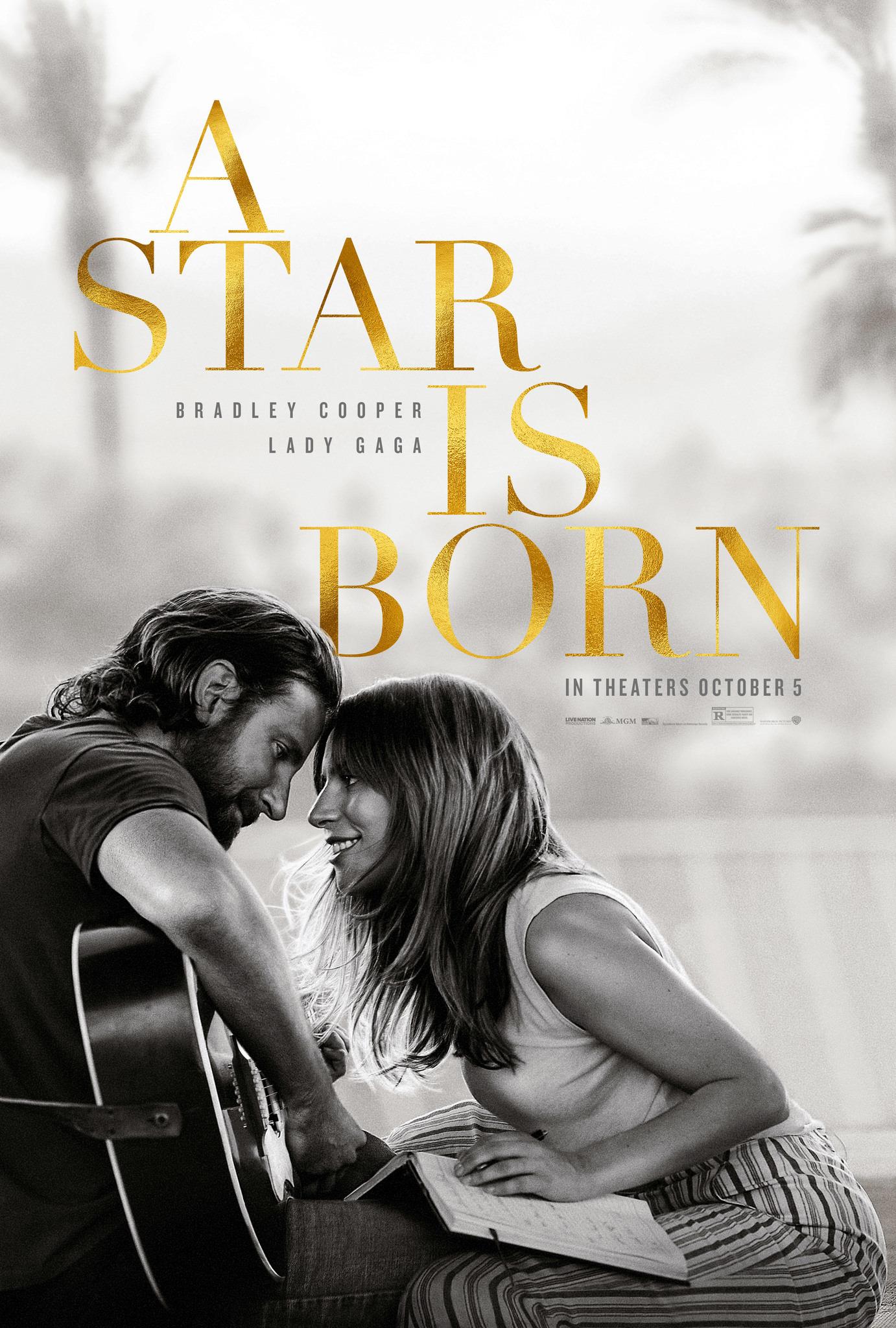 Csillag születik (2018)