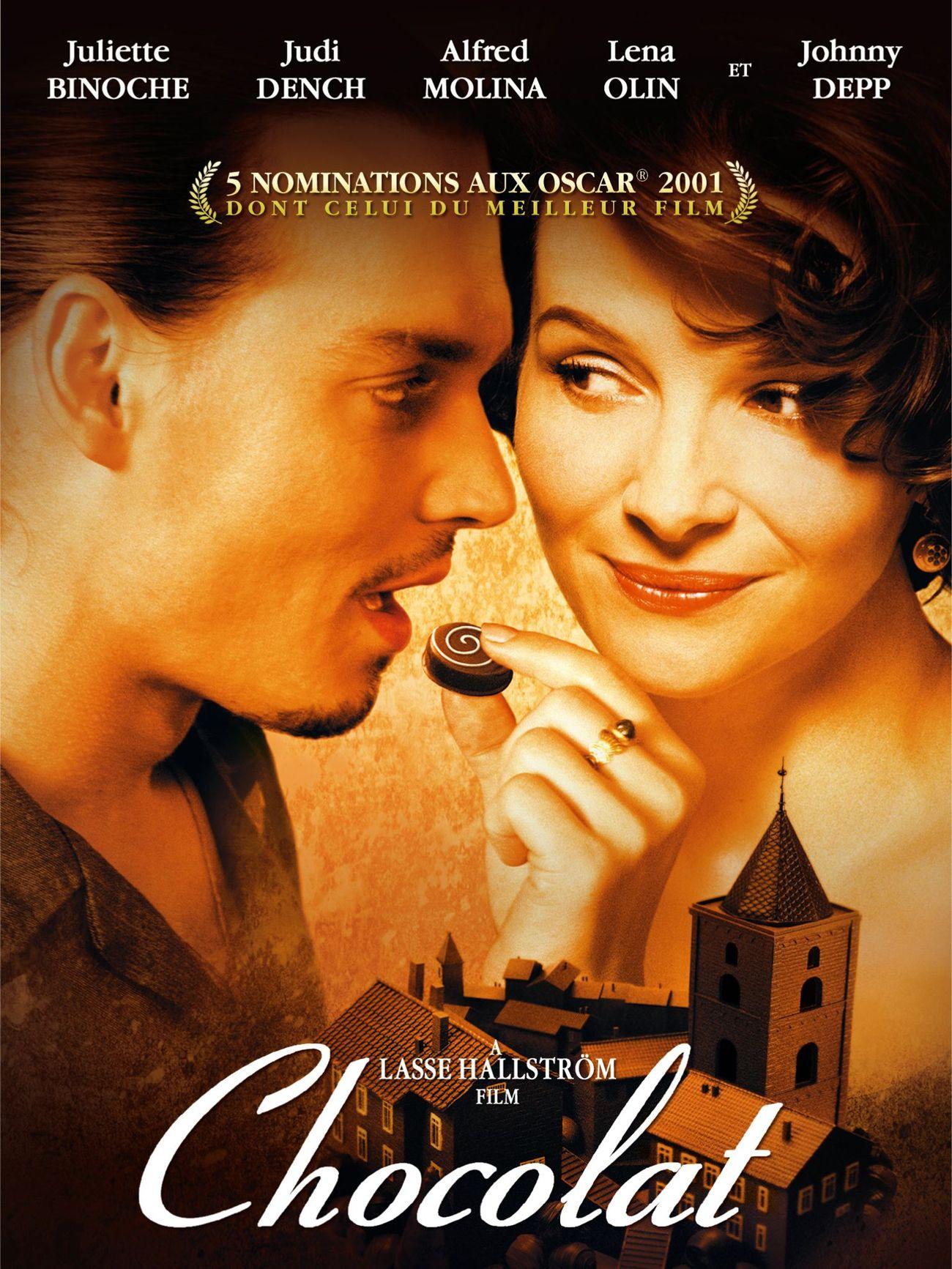 Csokoládé (2000)