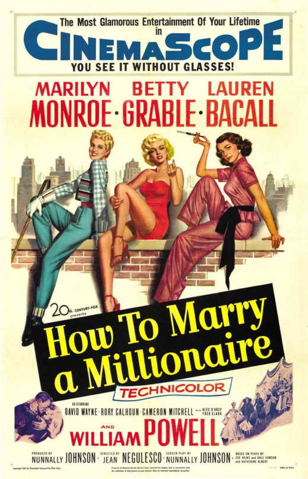 Hogyan fogjunk milliomost (1953)