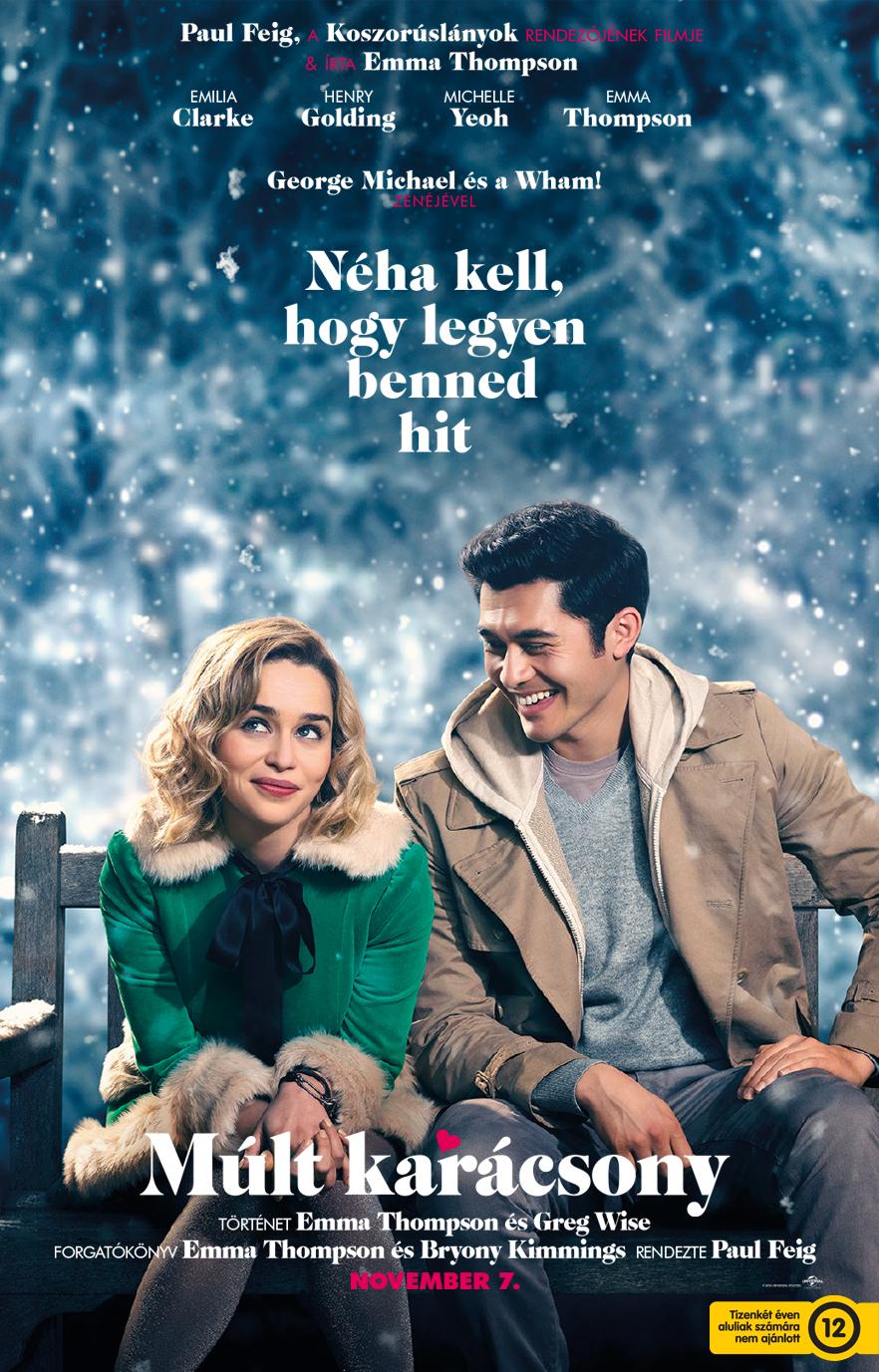 Múlt karácsony (2019)